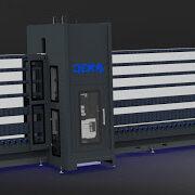 CNC Deka Dik Delik Delme Makinesi
